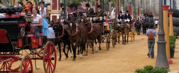Feira do Cavalo Jerez de La Frontera